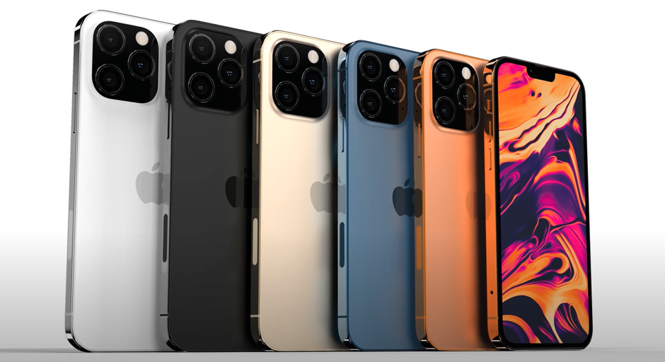 iPhone 13 has passed EEC certification: seven models or launch in September
